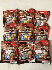WWE TeenyMates Wrestling, LOT Of 10 Blind Packs To Smell What The Rock Is Cookin