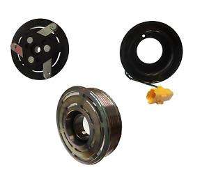 "AC Compressor Clutch Repair Kit Pulley Coil MINI COOPER SD6V12   4.68"" Pulley"