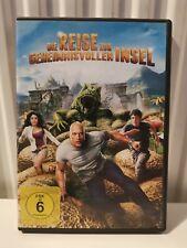 DVD - Die Reise zur geheimnisvollen Insel