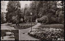 029R  AK  Ansichtskarte Luftkurort Braunfels / Lahn Herrengarten