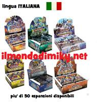 YU-GI-OH! assortimento box 24 buste sigillati in italiano - scegli il tuo box yg