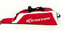 "Easton 35.5"" Length Baseball Softball Bag With Bat Compartment Red White"