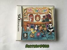 My Pet Shop Brand New & Sealed Nintendo Ds Game Square Enix