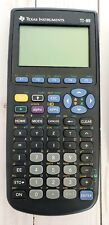 TI-89 graphing calculator - Black - Tested Working
