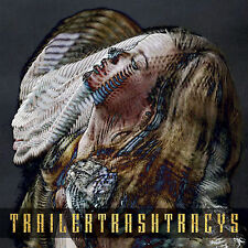TRAILER TRASH TRACYS Ester 2012 UK 180g virgin vinyl LP + MP3 UNPLAYED