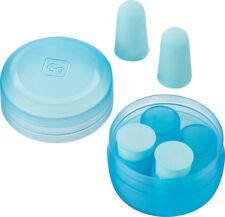 Go Travel Reusable Memory Foam Ear Plugs - 3 Earplug pairs per pack (Ref 427)