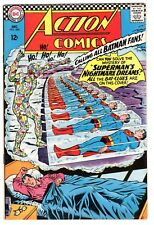 Action Comics #344 (Dec 1966, DC) FN+