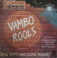 ALEX HARVEY Big Hits And Close Shaves (Vinyl LP)