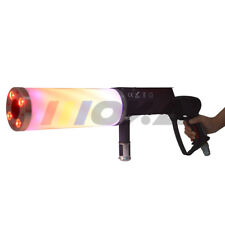 Led Co2 Gun Cryo Fog Stage Effect Co2 Jet Machine With 3M Co2 Hose Us Stock
