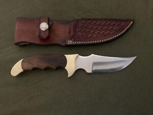 Rigid Knives Sidewinder R1 Knife And Sheath USA Made