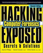 Hacking Exposed Computer Forensics, Second Edition: Computer Forensics Secrets &
