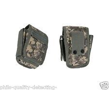 PQDA. Metal Detecting, Tough Multi Pocket,ACU Camo,Utilit Belt Pouch, Expandable