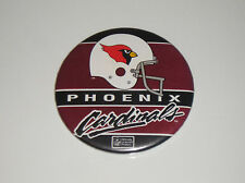 Vintage Arizona Cardinals Pin Button NFL Football Pinback Pin Back 3.5""