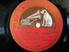 """78 tr/min 12"""" Wagner Siegfried Idyll/Toscanini DB2921"""