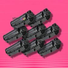8 Non-OEM Alternative TONER for HP Q2612X 12X LaserJet 1020 1022 1022n 1022nw