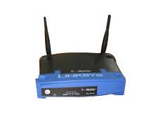 Linksys WRT54G Wireless Router 4 Port (DD-WRT Pre-Installed)