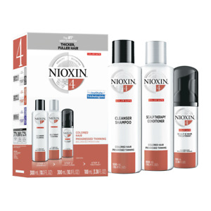 Nioxin Care System kit 4 Colored Hair Progressed Thinning