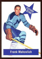 1994 1956-57 PARKHURST MISSING LINK FRANK MAHOVLICH FUTURE STAR FS-5 MAPLE LEAFS