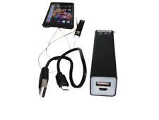Powerstick Portátil Cargador Batería De Emergencia Teléfono Móvil Tablet Etc Reino Unido Stock
