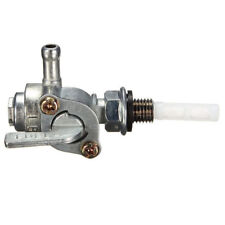 Shut Off Valve Gas Fuel For Gasoline Generator M10x1.25 Tank Pump Petcock Switch