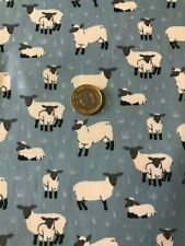 Curtain /& Crafts Cotton Fabric Sketchy Sheep Fabric Quality Upholstery