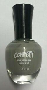 CONFETTI Long Wearing Nail Polish *PICK your shade ~ HUGE Volume Discount*