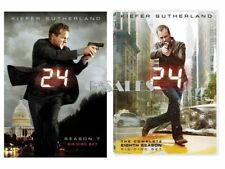 24 ~ Complete Seventh & Eighth Season 7 & 8 ~ BRAND NEW 12-DISC DVD SET