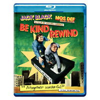 WARNER HOME VIDEO BRN40435 BE KIND REWIND (BLU-RAY/WS-2.35/SP-SUB)