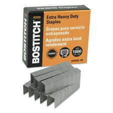 Bostitch Sb38hd1m 1000 Pc 78 In Heavy Duty Premium Staples New