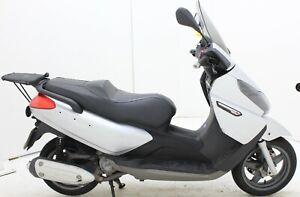 2010 PIAGGIO X7 250 DAMAGED SPARES OR REPAIR ***NO RESERVE*** (26398)