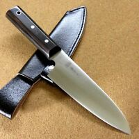 Japanese Camping Knife 6 inch Right handed Hunting Outdoor Survival Sheath JAPAN