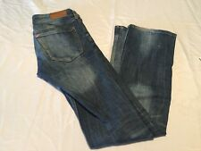 H&M Women's Jeans Size 26 Distressed Boot Cut