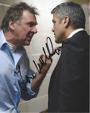 ACTOR TOM WILKINSON SIGNED MICHAEL CLAYTON MOVIE 8X10 PHOTO A W/COA THE PATRIOT