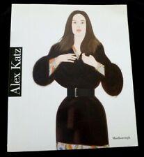 ALEX KATZ  Paintings   1990 JAPANESE ART EXHIBITION CATALOGUE