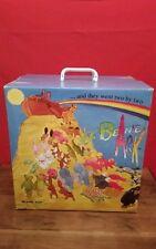 Beanie Ark Hallmark Carry Case Storage Display ~ holds 40 TY Beanie Babies