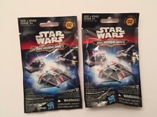 Star Wars The Force Awakens Micro Machines Blind Bag Series 2 Sealed  Lot Of 2