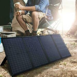 Faltbares Solar Camping 60W Travel Ladegerät Wasserdichtes Solarpanel f