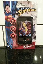SUPERMAN Telefono a Disco Tiratore