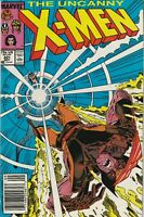 Uncanny X-men 221 First Mister Sinister Appearance 1st App Key Mr Newsstand 9/87