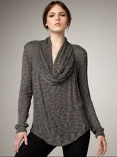 Soft Joie Estee Sweater - Slouchy Cowl Neck Sweater Small