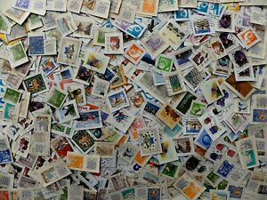 KILOWARE : ESTONIA + LATVIA : 1000 STAMPS /205 GRAMS.50% COMMEMORATIVES!