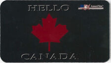 TK Telefonkarte/Phonecard USA Amerivox Hello Canada Auflage 5000