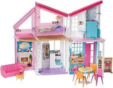 Puppenhaus Barbie Malibu FXG57 Spielzeug Spielhaus Mädchen Geschenk  rosa B-WARE