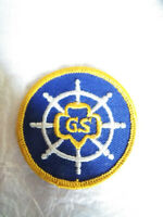 1960 Girl Scout Mariner Patch Badge