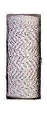1mm Natural White Hemp Cord 205 ft Spool ~ Cording ~ Twine ~ String 20# test