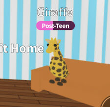 Roblox Adopt me FR giraffe Fly And Ride