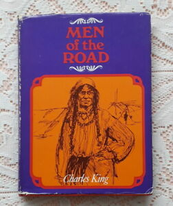 MEN OF THE ROAD BY CHARLES KING GYPSY ROMANY BOOK 1972 1ST EDITION