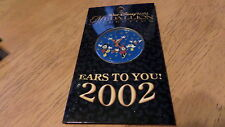 Walt Disney World Ears to You 2002 Vintage Collector's Coin