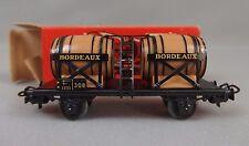 MARKLIN 4510 wagon-foudre à vin de Bordeaux / weinwagen / wine wagon