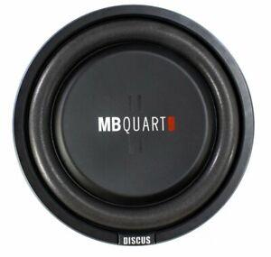 MB Quart DS1-254 Discus Series Shallow Subwoofer